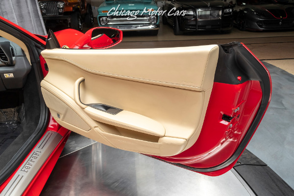 Used-2014-Ferrari-458-Spider-Convertible-Only-9k-Miles-SERVICED-LOADED-Perfect