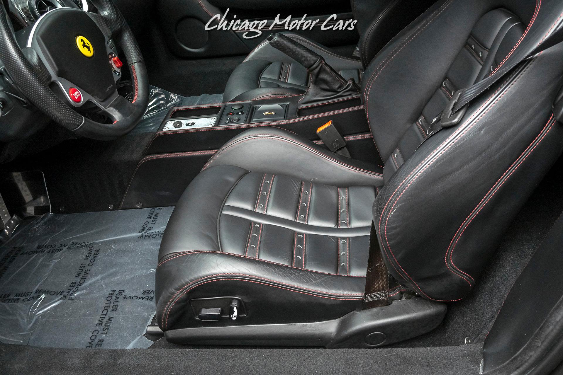 Used-2007-Ferrari-F430-F1-Coupe---Only-8K-Miles---Daytonas---HI-Fi-Sound