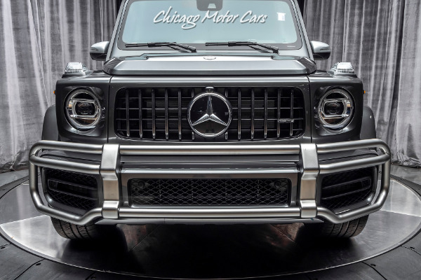Used-2020-Mercedes-Benz-G63-AMG-SUV-Stronger-Than-Time-Edition-Only-30-Miles-BRAND-NEW