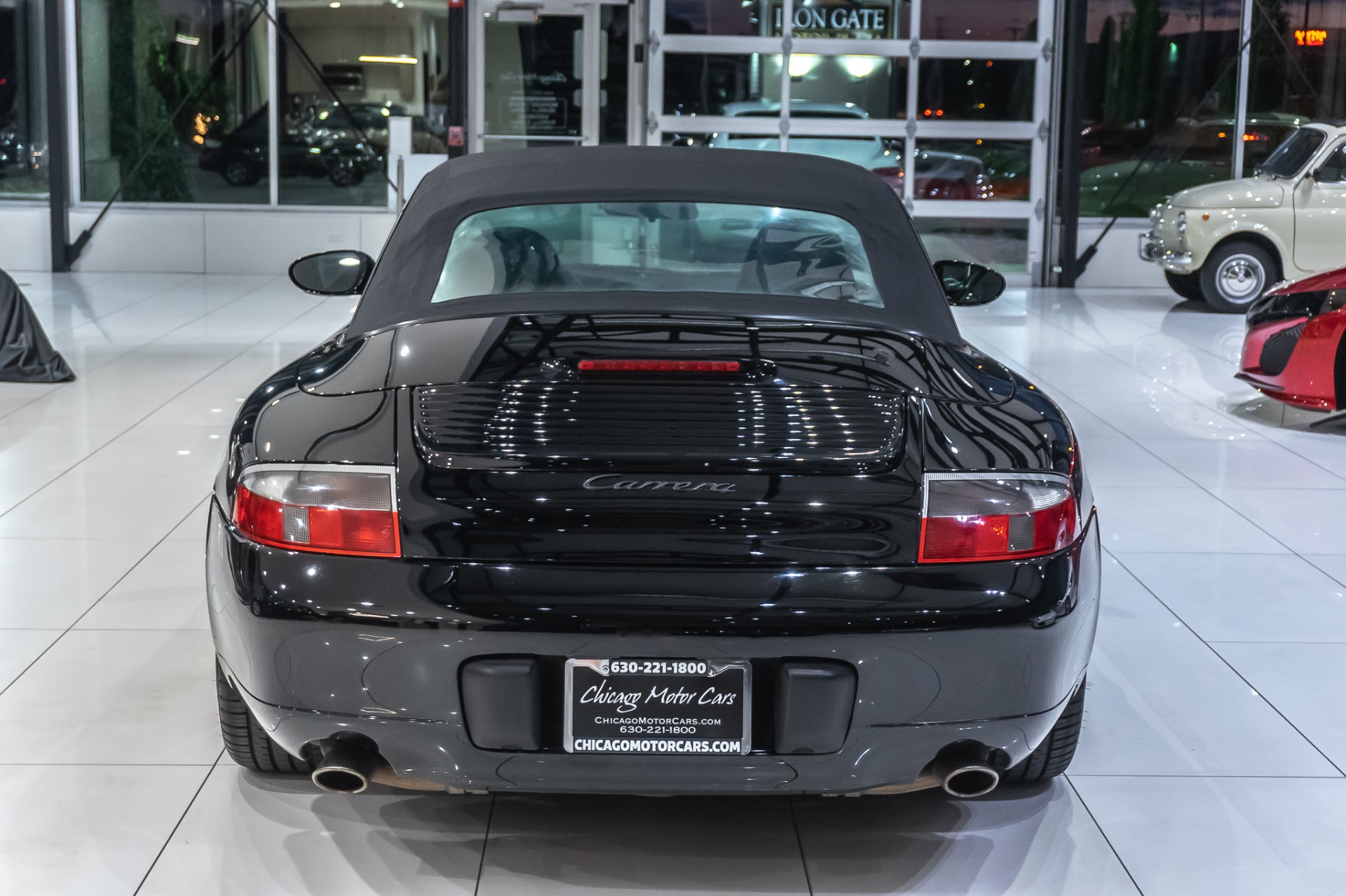 Used-2000-Porsche-911-Carrera-Cabriolet-6-SPEED-MANUAL-TRANSMISSION-SERVICE-HISTORY-NEW-TIRES