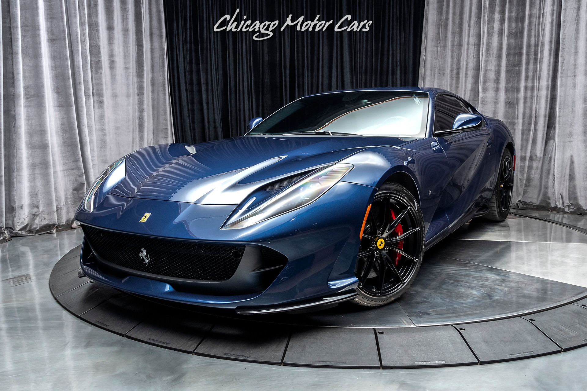 Used 2018 Ferrari 812 Superfast Coupe Original Msrp 403k Stunning Combination Loaded Ppf For Sale Special Pricing Chicago Motor Cars Stock 17118