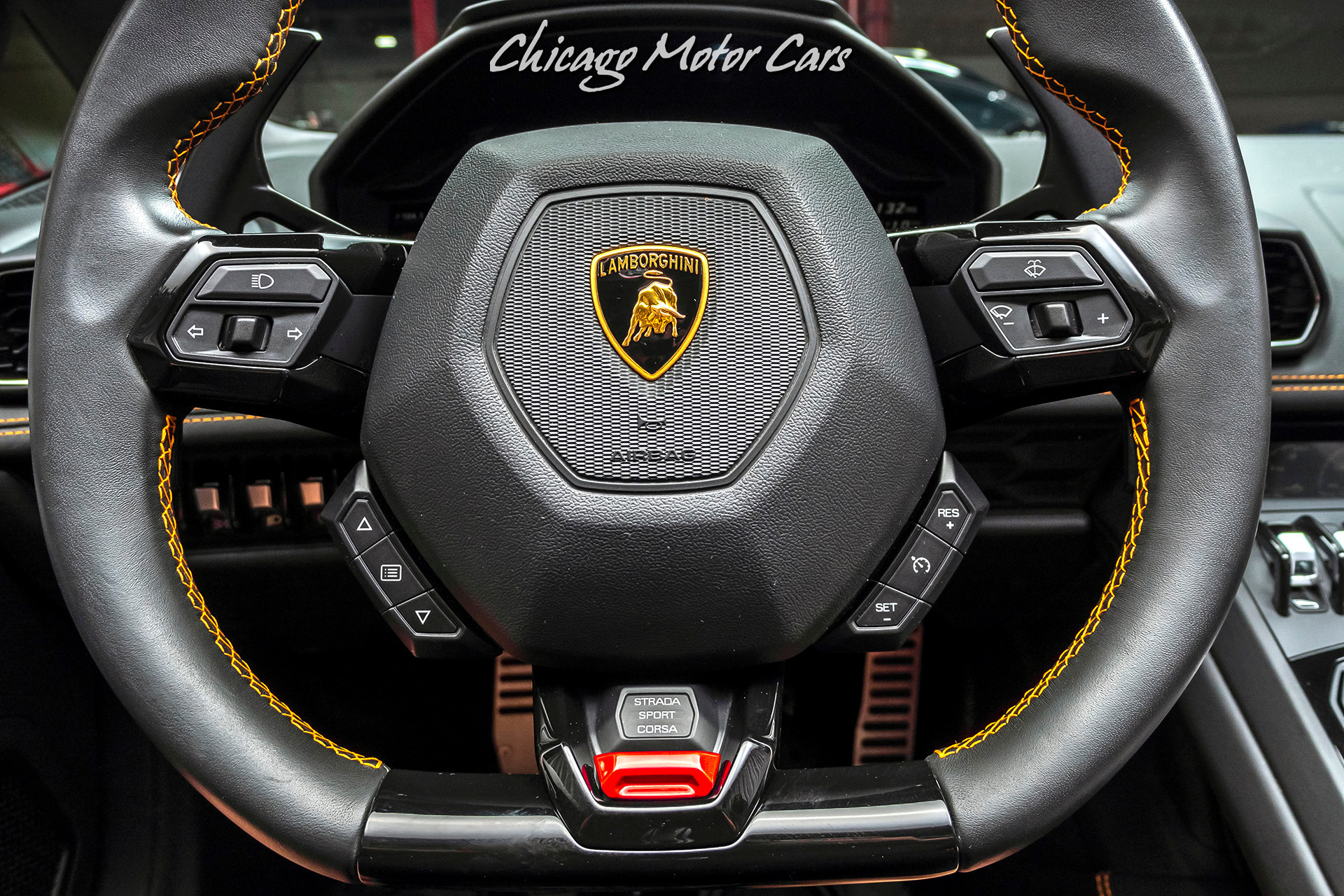 Used 2017 Lamborghini Huracan Lp 610 4 Spyder 297k Msrp Ad Personam Interior For Sale Special Pricing Chicago Motor Cars Stock 17156