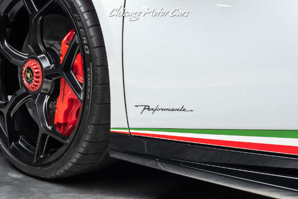 Used-2018-Lamborghini-Huracan-LP640-4-Performante-Coupe-FORGED-CARBON-WHITE-Optioned-WELL