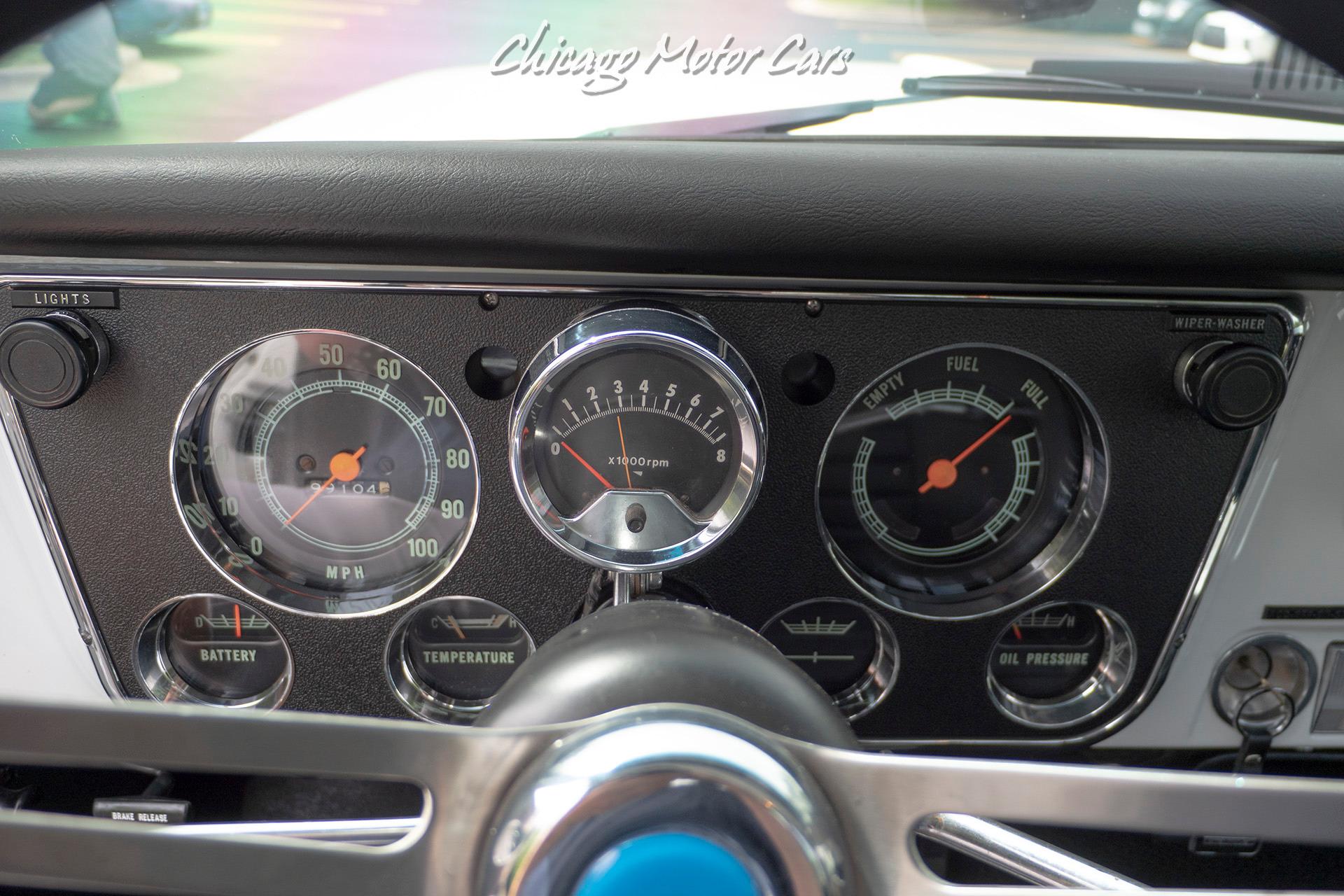 Used-1969-Chevrolet-C-10-Pickup-300-Miles-Since-Frame-off-Restoration