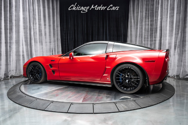 Used-2009-Chevrolet-Corvette-ZR1-3ZR-Package-6-Speed-Manual