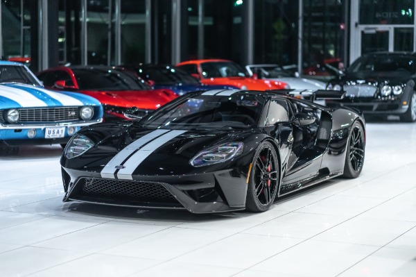 Used-2018-Ford-GT-Coupe-GLOSS-CARBON-FIBER-180-MILES-COLLECTOR-QUALITY