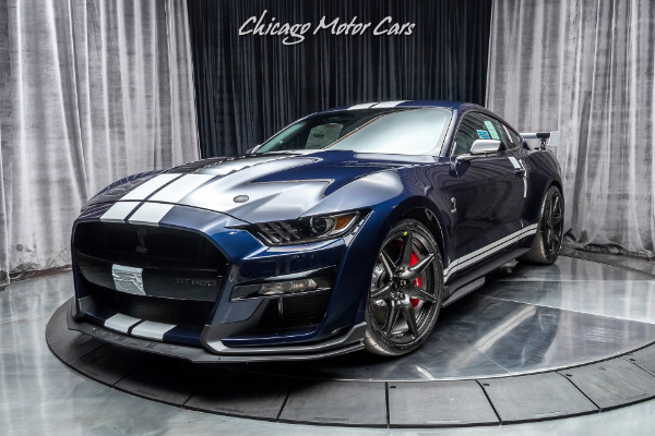 Used-2020-Ford-Mustang-Shelby-GT500-GOLDEN-TICKET-Carbon-Fiber-Track-Pkg