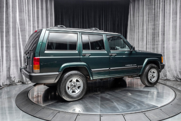 Used-2000-Jeep-Cherokee-Sport-4x4-One-Owner-48k-Original-Miles