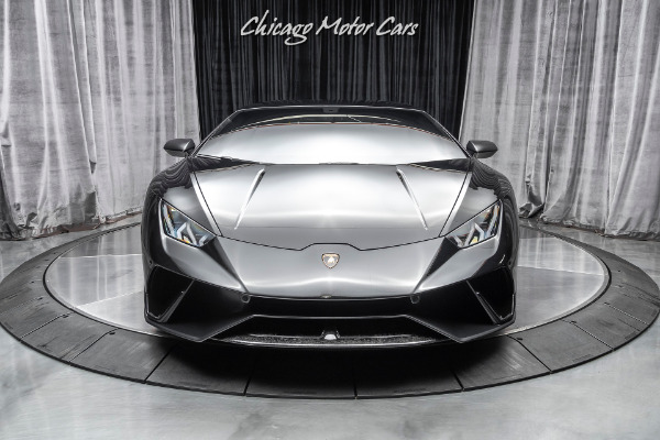 Used-2018-Lamborghini-Huracan-LP640-4-Performante-Coupe-MSRP-309K-FORGED-CARBON-5700-MILES