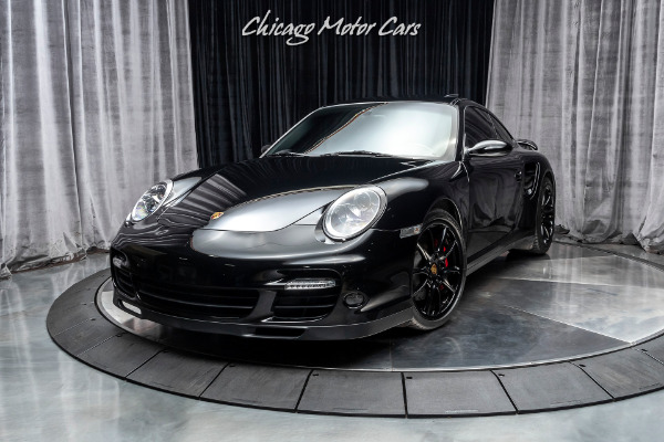 Used-2009-Porsche-911-Turbo-Coupe---Original-145k-MSRP-Only-12k-Miles-6-Speed-Manual