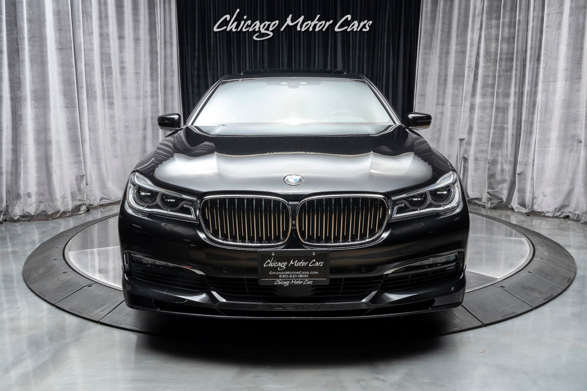 Used 2017 Bmw Alpina B7 Xdrive 151k Msrp Luxury Rear Seating Pkg For Sale Special Pricing Chicago Motor Cars Stock 17293