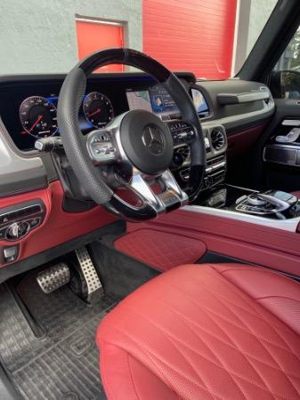Used-2020-Mercedes-Benz-G63-AMG-SUV---G-MANUFAKTUR-INTERIOR-PACKAGE-PLUS---SINTERED-BRONZE-MAGNO
