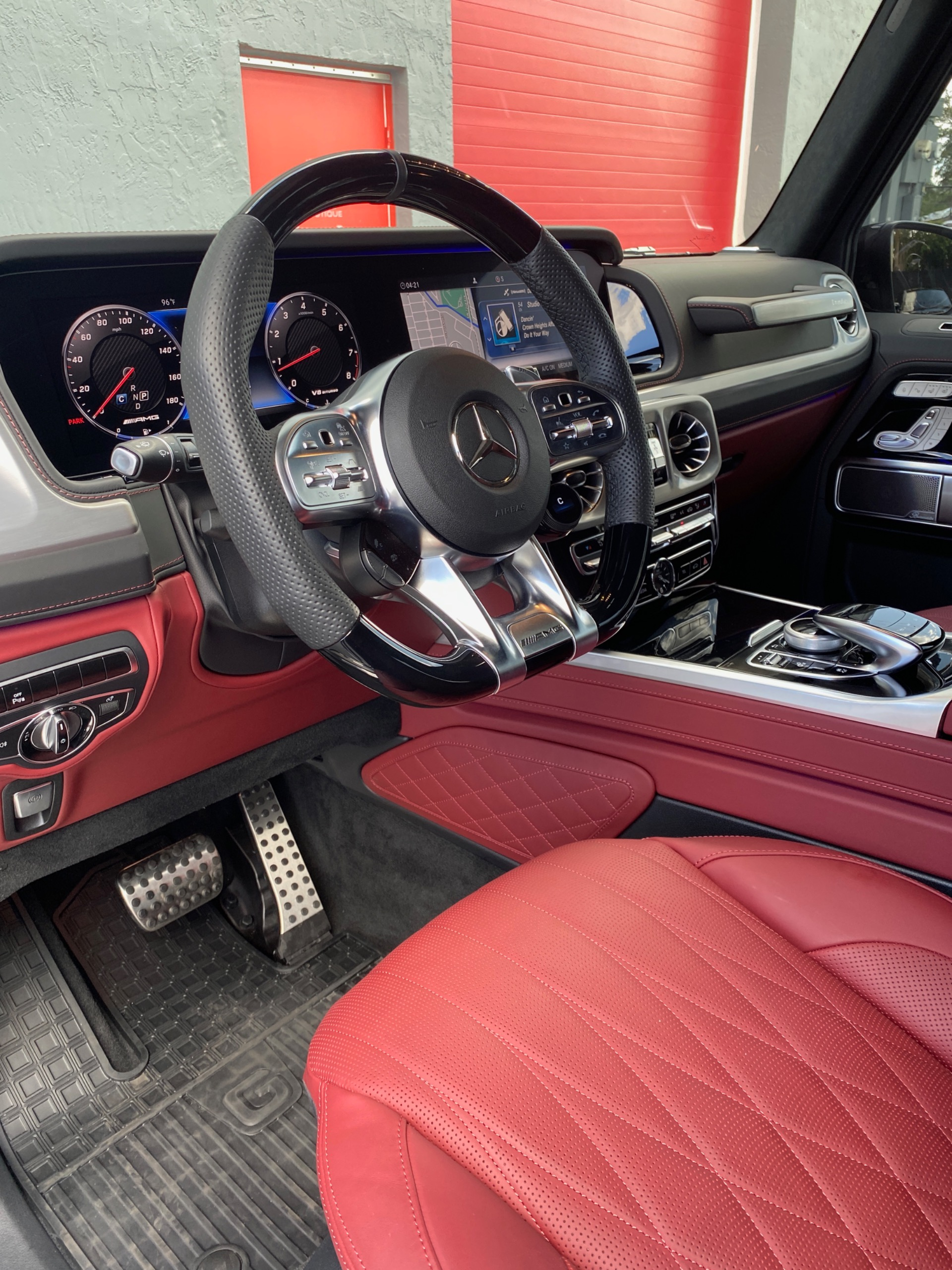 Used 2020 Mercedes Benz G63 Amg Suv G Manufaktur Interior Package Plus Sintered Bronze Magno For Sale Special Pricing Chicago Motor Cars Stock 17309