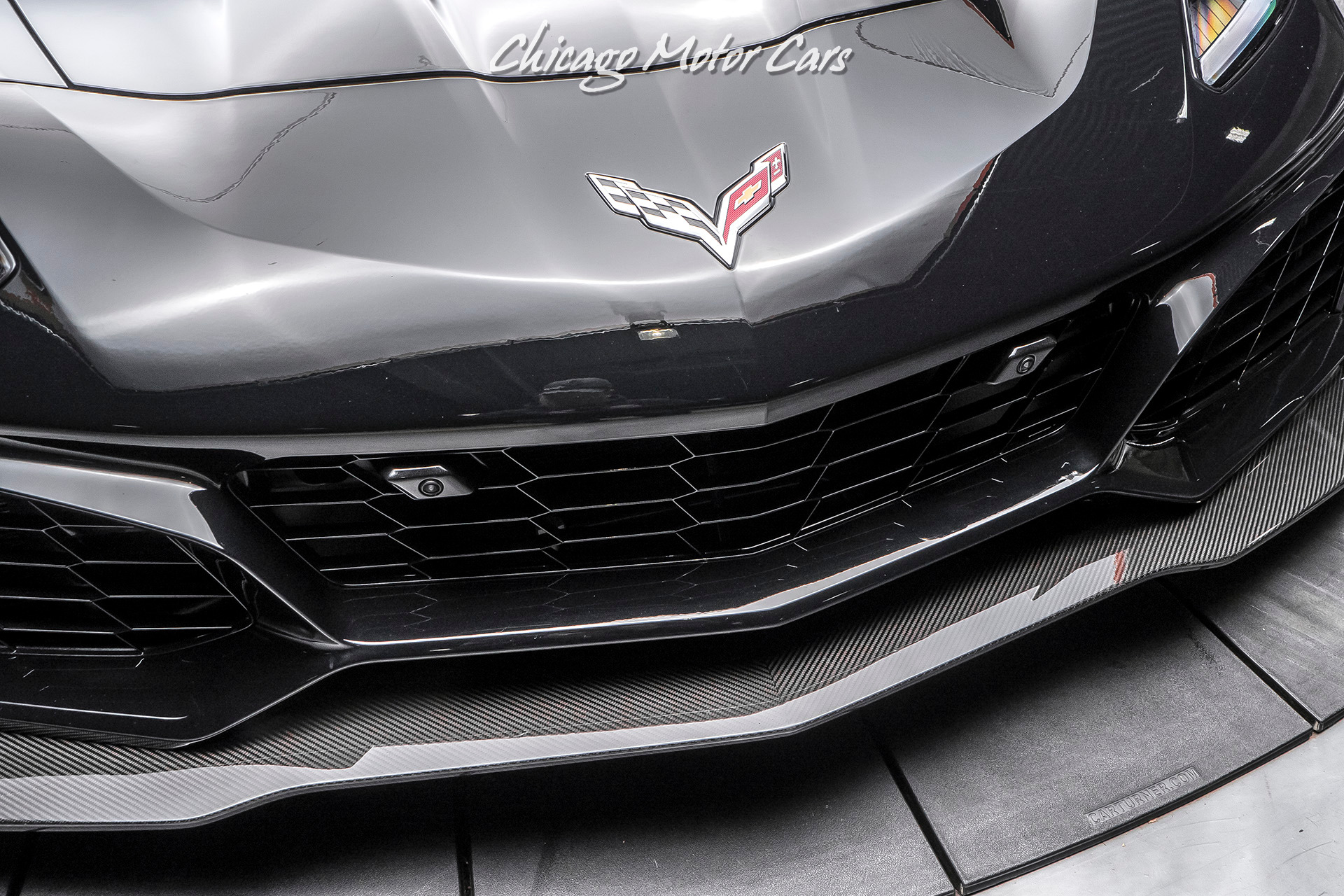 Used-2019-Chevrolet-Corvette-ZR1-3ZR-Coupe-ZTK-PKG-AKRAPOVIC-EXHAUST-STRASSE-WHEELS