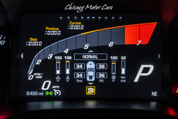 Used-2019-Chevrolet-Corvette-Stingray-Coupe---SUPERCHARGED-630HP---Only-6K-Miles