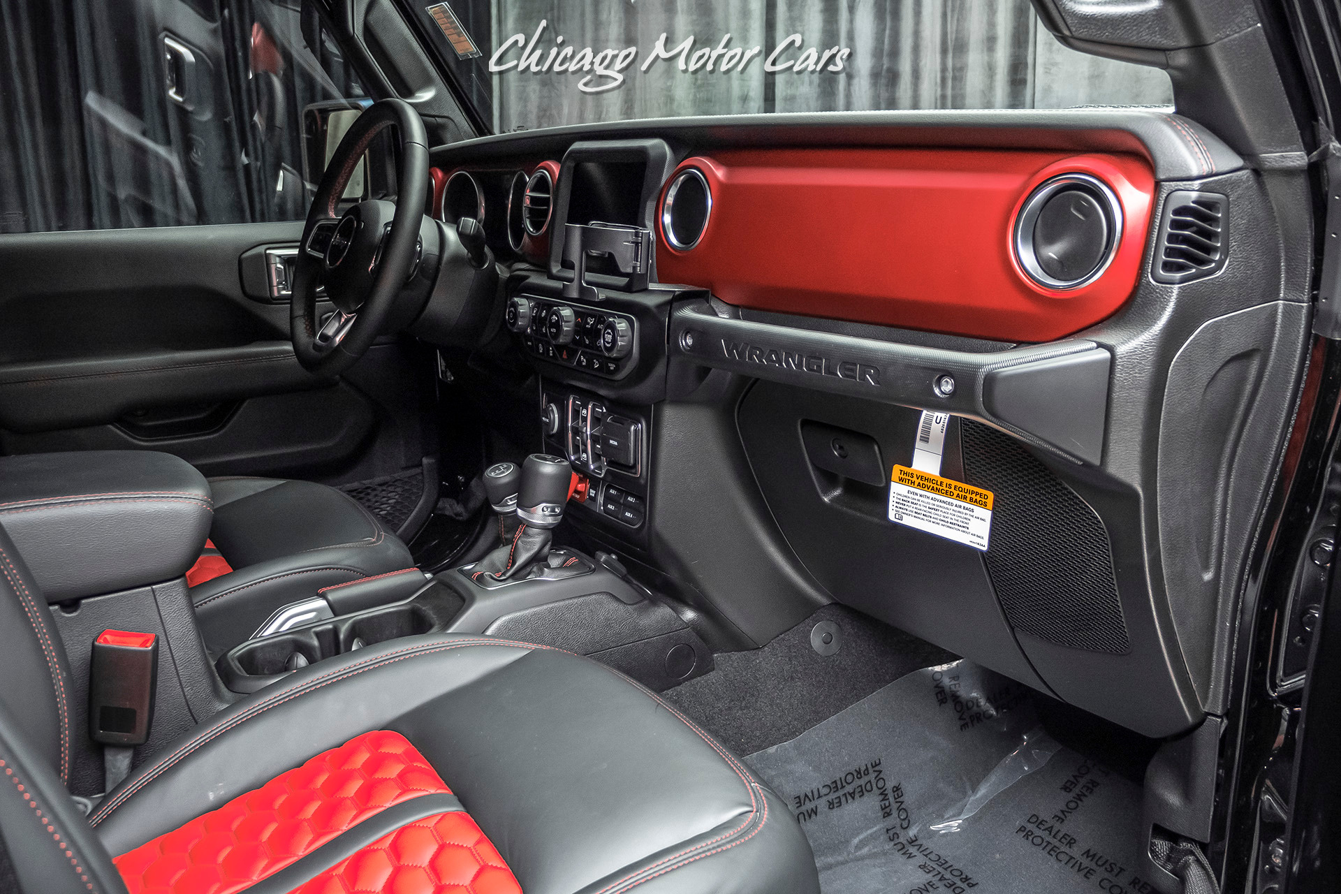 Used-2020-Jeep-Wrangler-Unlimited-Rubicon-Supercharged-Only-9618-Miles-Over-40k-In-Upgrades