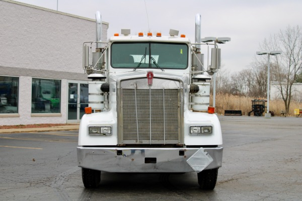 Used-2005-Kenworth-W900B-Tri-Axle-Day-Cab---Cummins-ISX---STEERABLE-3RD-AXLE