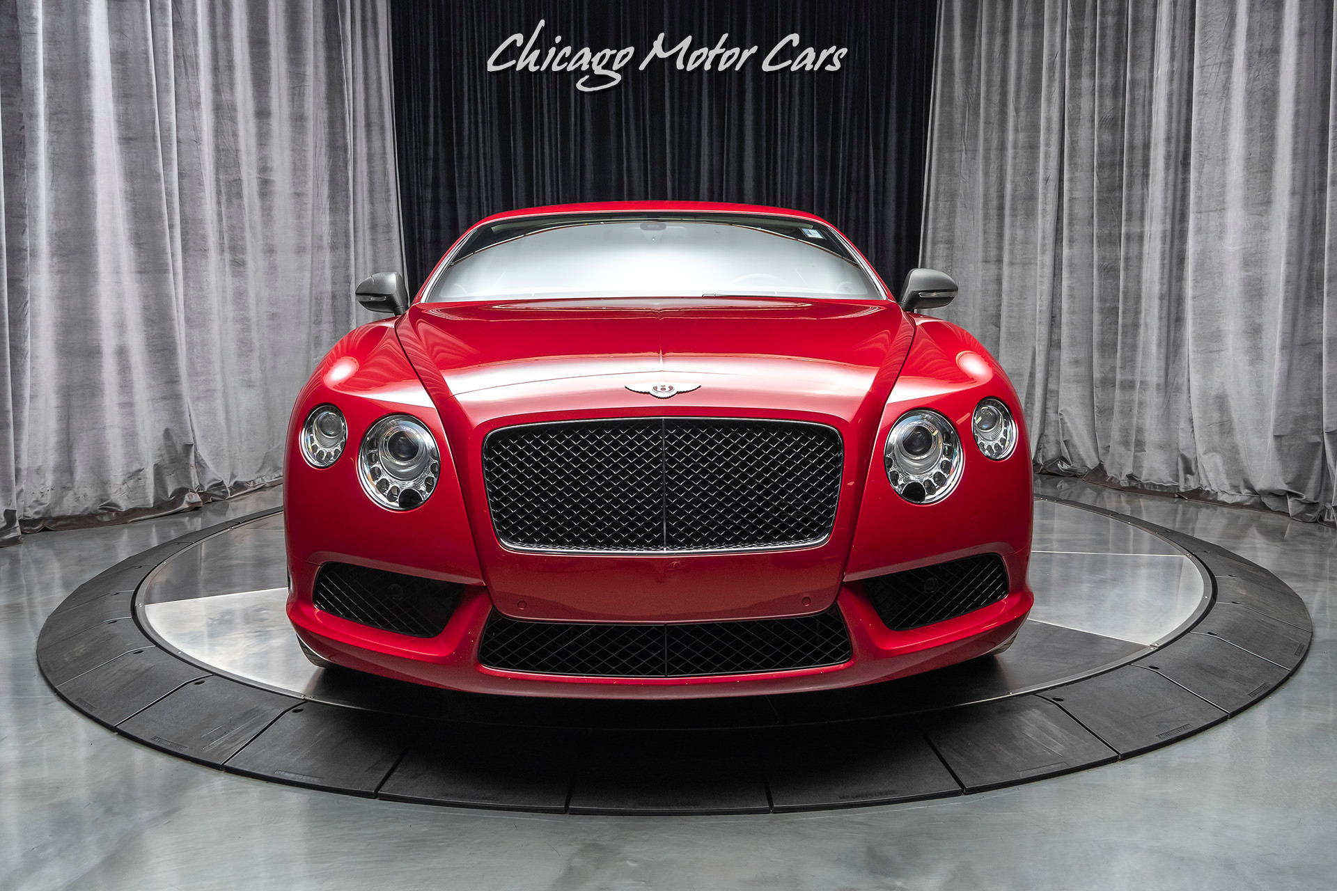 Used-2013-Bentley-Continental-GT-V8-Coupe-Mulliner-Package-RARE-Dragon-Red