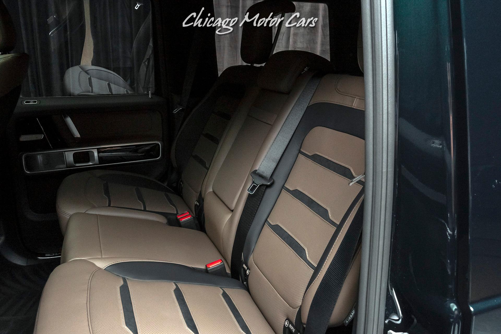 New-2020-Mercedes-Benz-G63-AMG-4-Matic-4-Matic-SUV-RARE-Emerald-Green-Metallic-Beautiful-Color-Combo