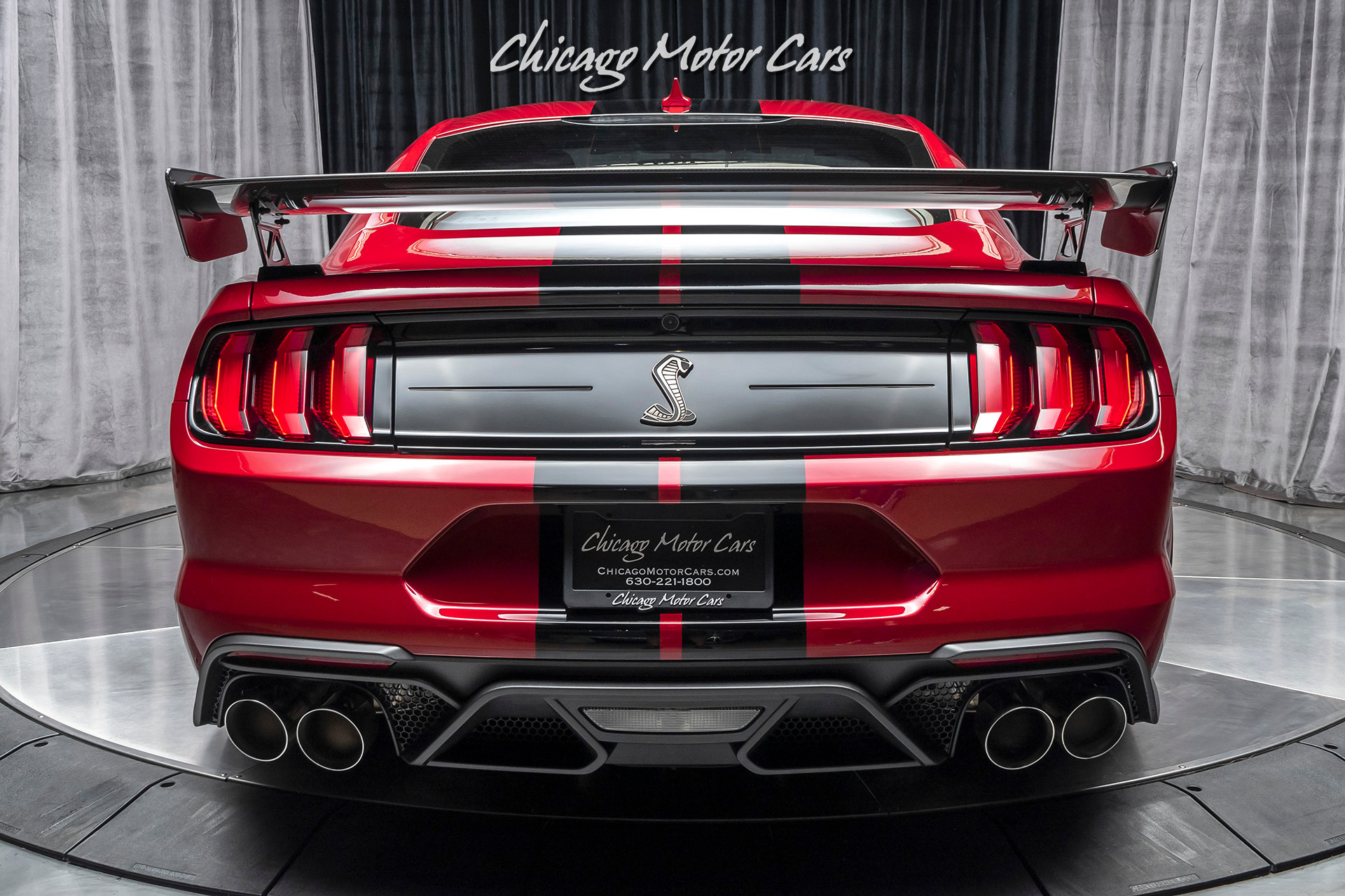 Used-2020-Ford-Mustang-Shelby-GT500-GOLDEN-TICKET---CARBON-FIBER-TRACK-PACK-ONLY-25-MILES