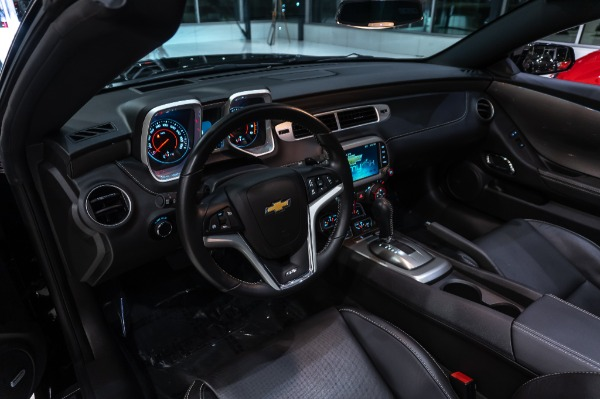 Used-2013-Chevrolet-Camaro-SS-Convertible-BACK-UP-CAMERA-ONLY-2K-MILES-PRISTINE-CONDITION