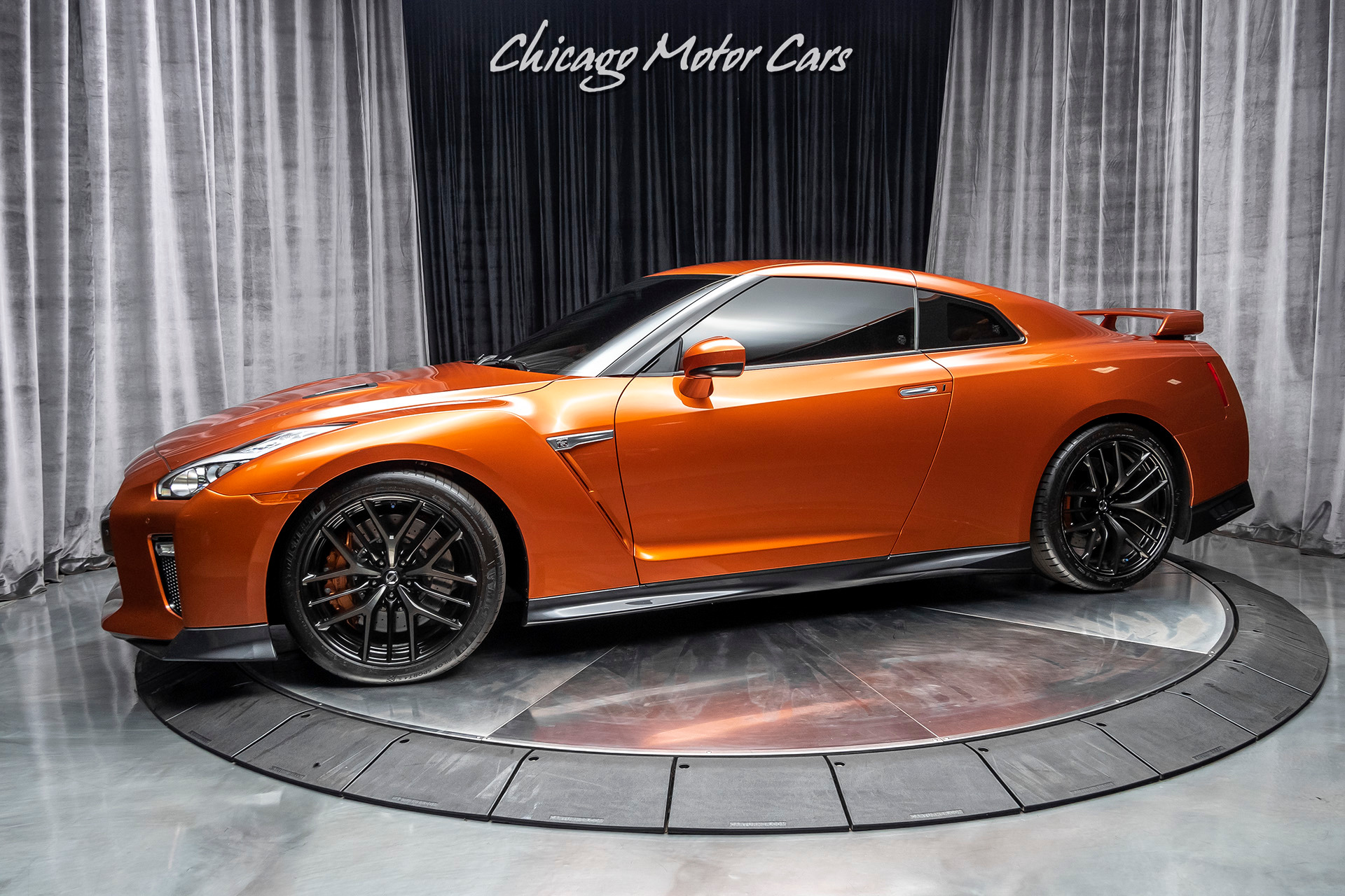 Used-2017-Nissan-GT-R-Premium-Coupe-ONLY-9K-MILES