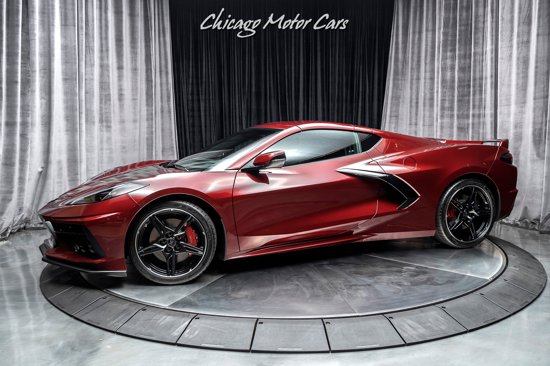 Used 2020 Chevrolet Corvette Stingray 2LT Z51 Coupe - Long ...