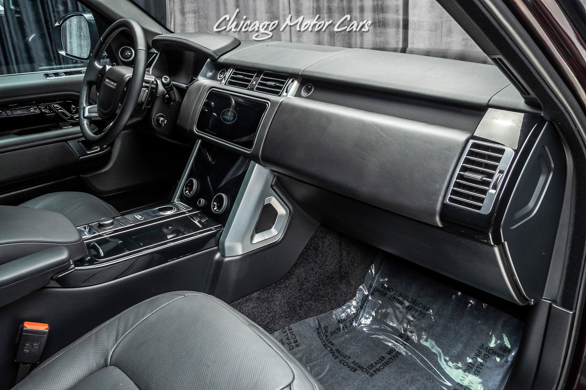 Used-2019-Land-Rover-Range-Rover-Supercharged-Only-8500-Miles-SUV-Loaded-RARE-Color-Combo