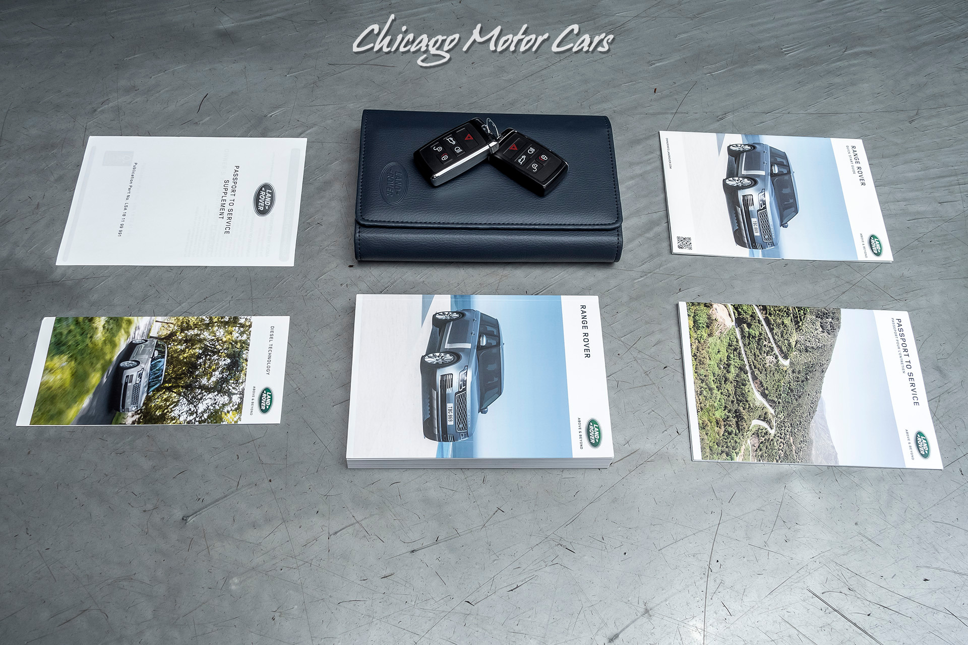 Used-2019-Land-Rover-Range-Rover-Supercharged-Only-7800-Miles-SUV-Loaded-RARE-Color-Combo