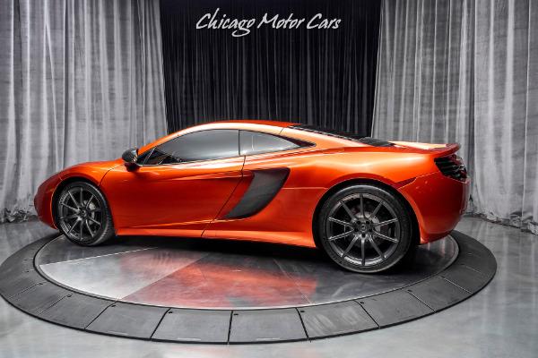 Used-2013-McLaren-MP4-12C-Coupe-Volcano-Orange-Carbon-Fiber-Everywhere-Serviced