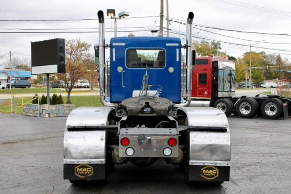 Used-2007-Kenworth-W900-Day-Cab---Cummins-ISX-565-HP---Wet-Kit---Double-Frame