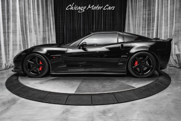 Used-2006-Chevrolet-Corvette-Z06-2LZ-650HP-FORGELINE-WHEELS
