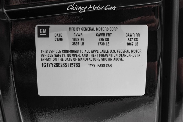 Used-2006-Chevrolet-Corvette-Z06-2LZ-650HP-FORGELINE-WHEELS-HEADS-CAM-PKG