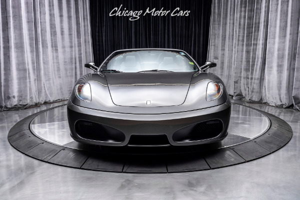 Used-2007-Ferrari-F430-F1-Spider-Only-12k-Miles-Daytona-Style-Seats-Fab-Speed-Exhaust-And-Header