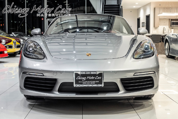 Used-2017-Porsche-718-Boxster-CONVERTIBLE-PDK-LEATHER-PKG-BOSE-SOUND-ONLY-18K-MILES
