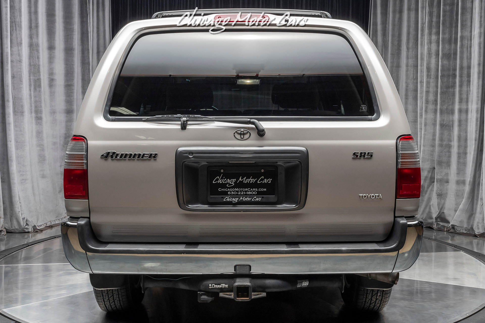 Used-1999-Toyota-4Runner-SR5-2-OWNER-FLORIDA-TRUCK-RWD