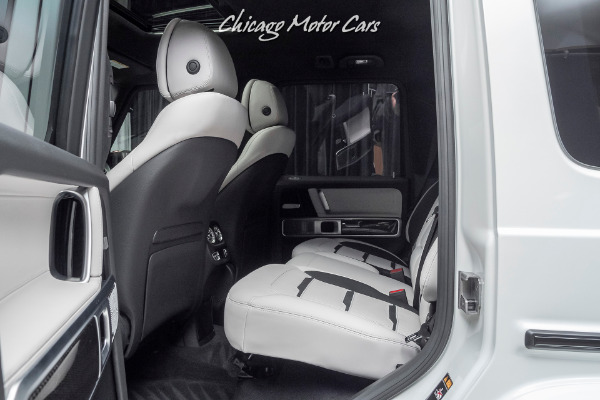 Used-2020-Mercedes-Benz-G63-AMG-4-Matic-SUV-RARE-White-on-White-AMG-Night-Package-Gorgeous