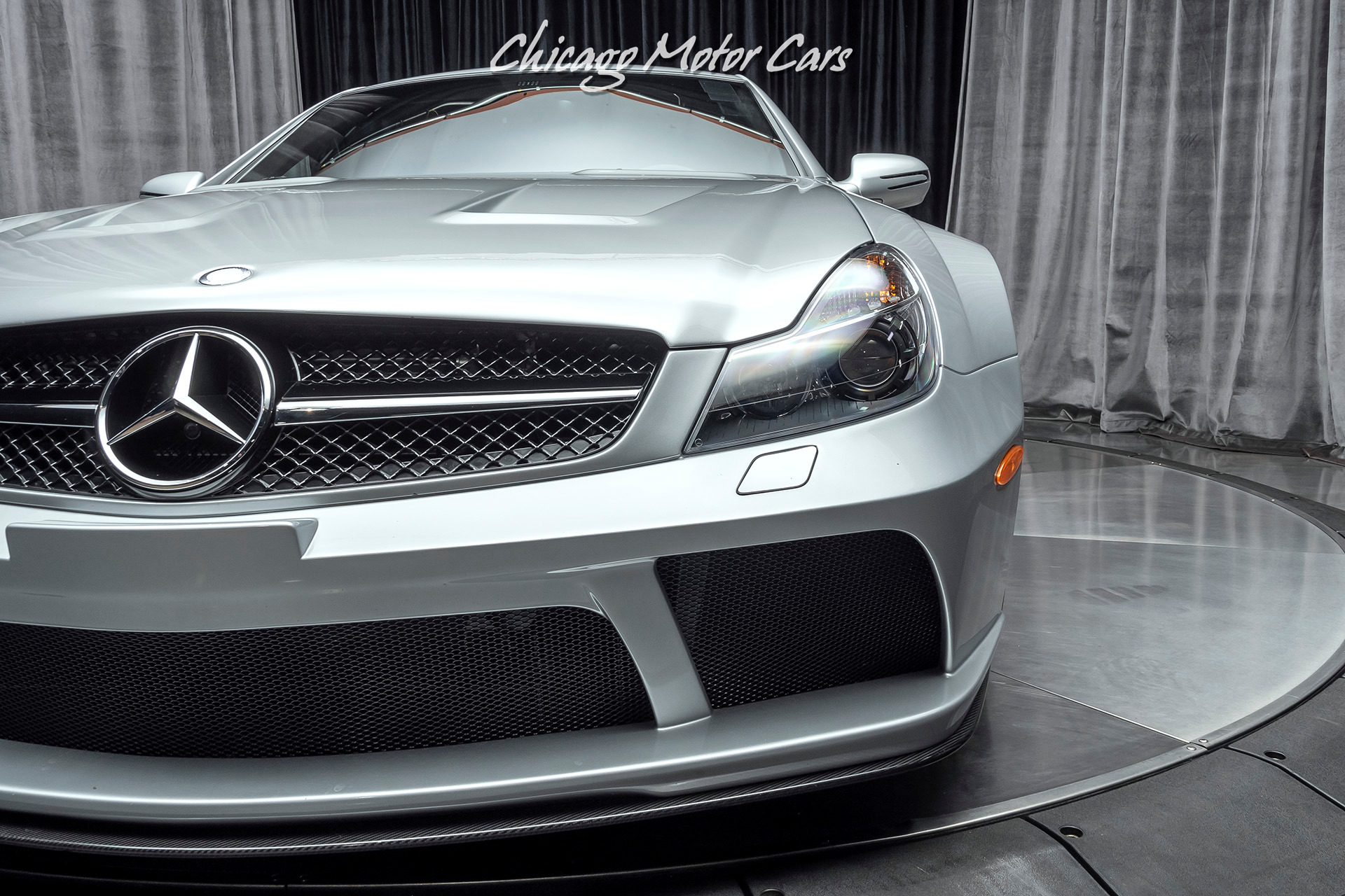 Used-2009-Mercedes-Benz-SL65-Black-Series-Coupe-1-of-ONLY-175-MADE-RARE