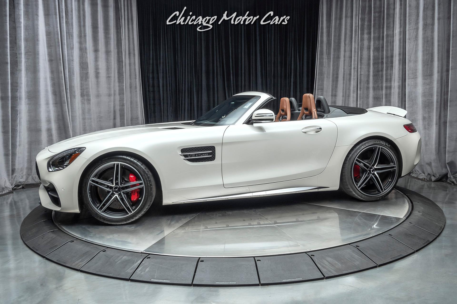 Used-2019-Mercedes-Benz-AMG-GT-C-Roadster-MSRP-167k-CARBON-FIBER-5900-MILES