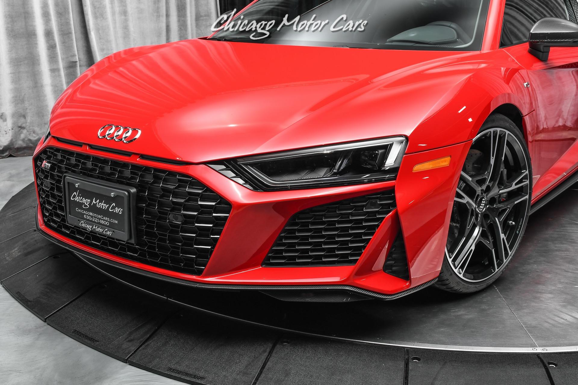 Used 2020 Audi R8 5.2 quattro V10 performance Audi Sport ...