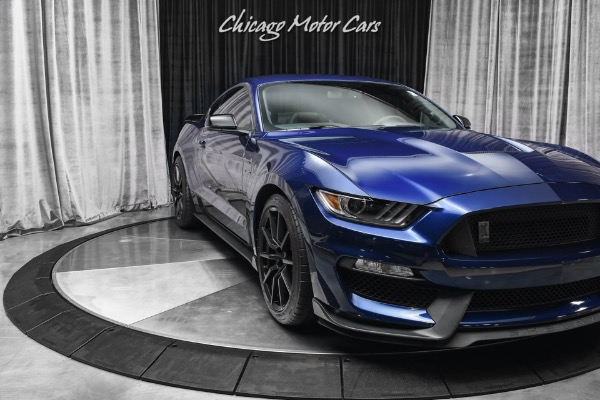 Used-2018-Ford-Mustang-Shelby-GT350-Awesome-Color-Combo-6-Speed-Manual-Low-Miles