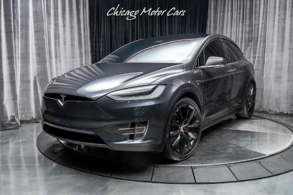 Used-2017-Tesla-Model-X-P100D-Ludacris---Autonomous-Driving-HARD-LOADED