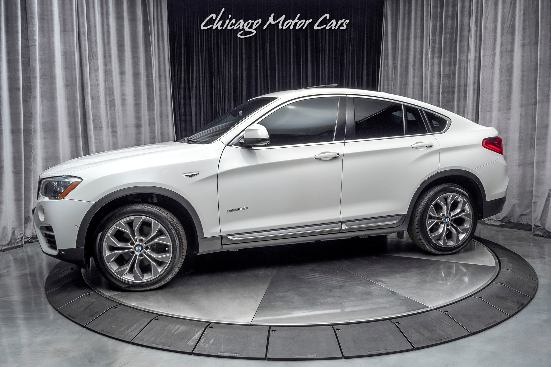 Used 2018 Bmw X4 Xdrive28i 53k Msrp Driving Assistance Pkg For Sale Special Pricing Chicago Motor Cars Stock 17611