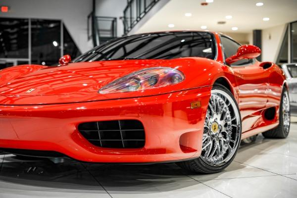 Used-1999-Ferrari-360-Modena-F1-TRANSMISSION-FULL-KEVLAR-BELT-SERVICE-JUST-DONE