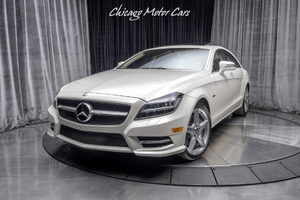 Used-2012-Mercedes-Benz-CLS550-4-Matic-Sedan-Sport-Package-Only-19k-Miles-LOADED