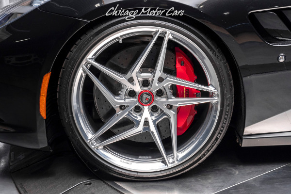 Used-2018-Ferrari-GTC4Lusso-T-Only-9400-Miles-Highly-Optioned-UPGRADES