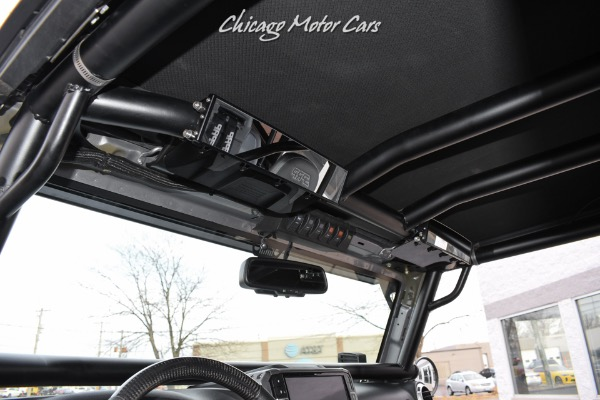 Used-2013-Jeep-Wrangler-Unlimited-Rubicon-4X4-Metallic-Clear-Coat-Exterior-over-Black-Leather-Interior-A-TRUE-ROCK-CRAWLE