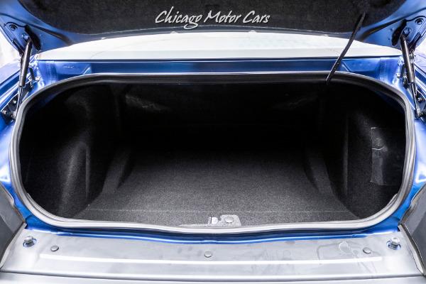 Used-2018-Dodge-Challenger-SRT-Demon-RARE-INDIGO-BLUE-PAINT-DEMON-CRATE-Only-600-Miles