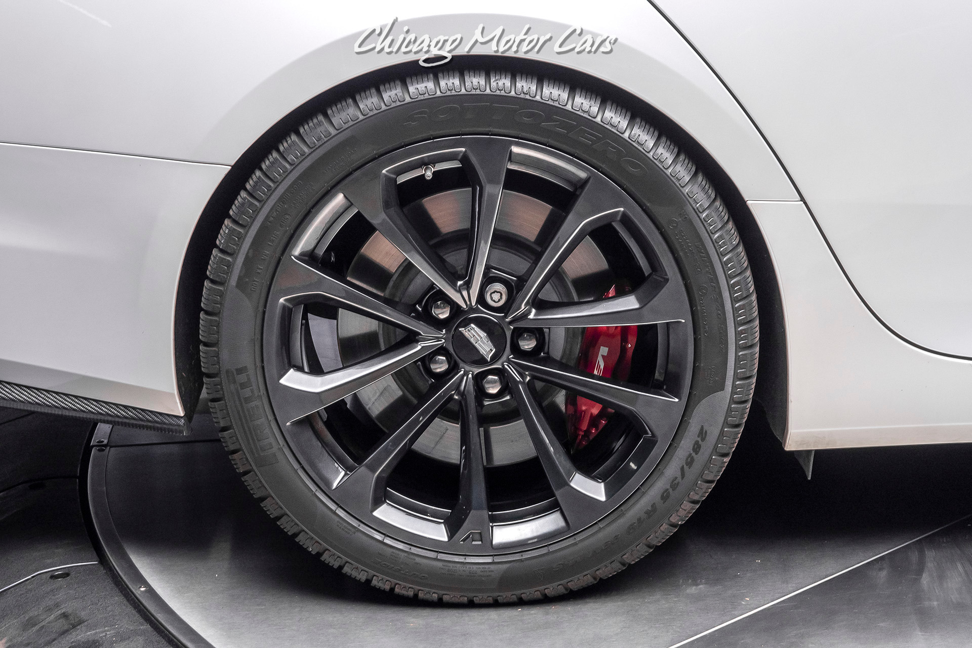 Used-2018-Cadillac-CTS-V-LOADED-Only-7K-Miles-Carbon-Fiber-Package