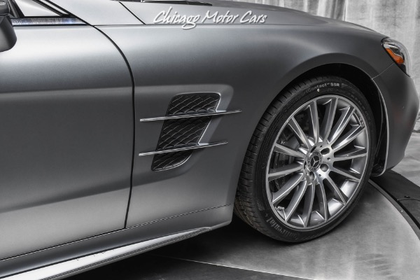 Used-2020-Mercedes-Benz-SL450-Convertible-Only-65-Miles-Great-Spec-LIKE-BRAND-NEW